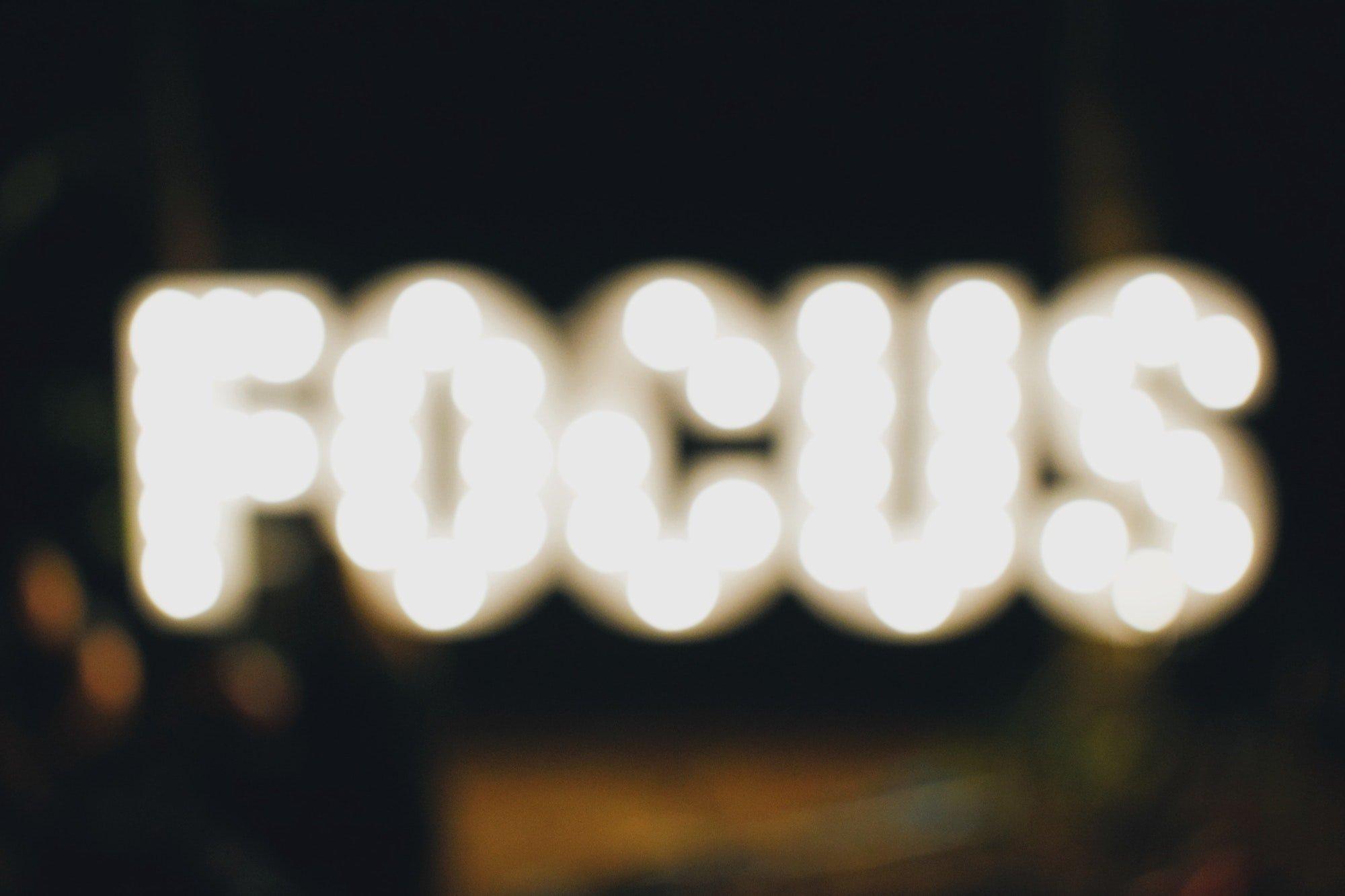 focus-priorisation