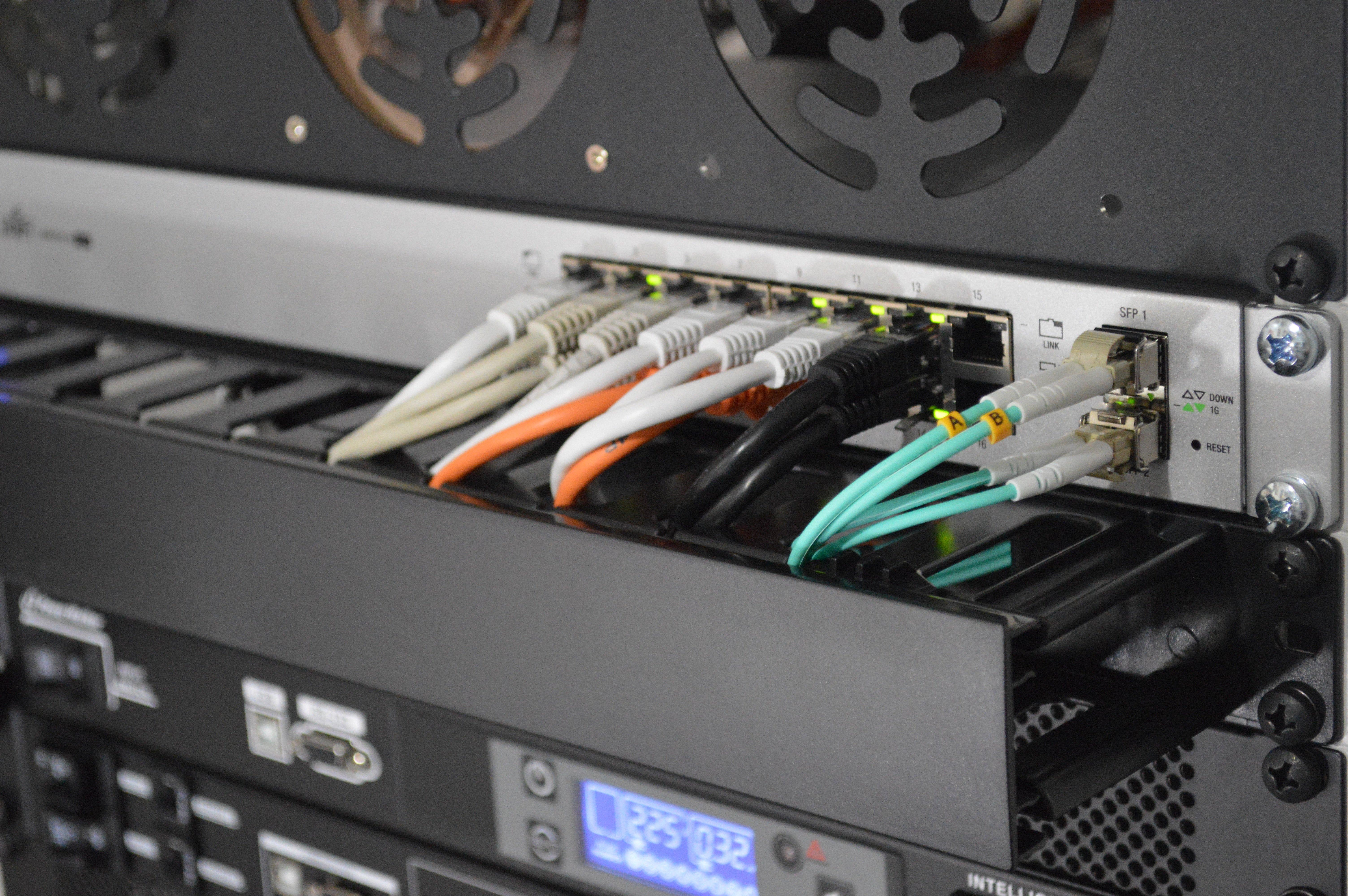 Serveurs et réseau