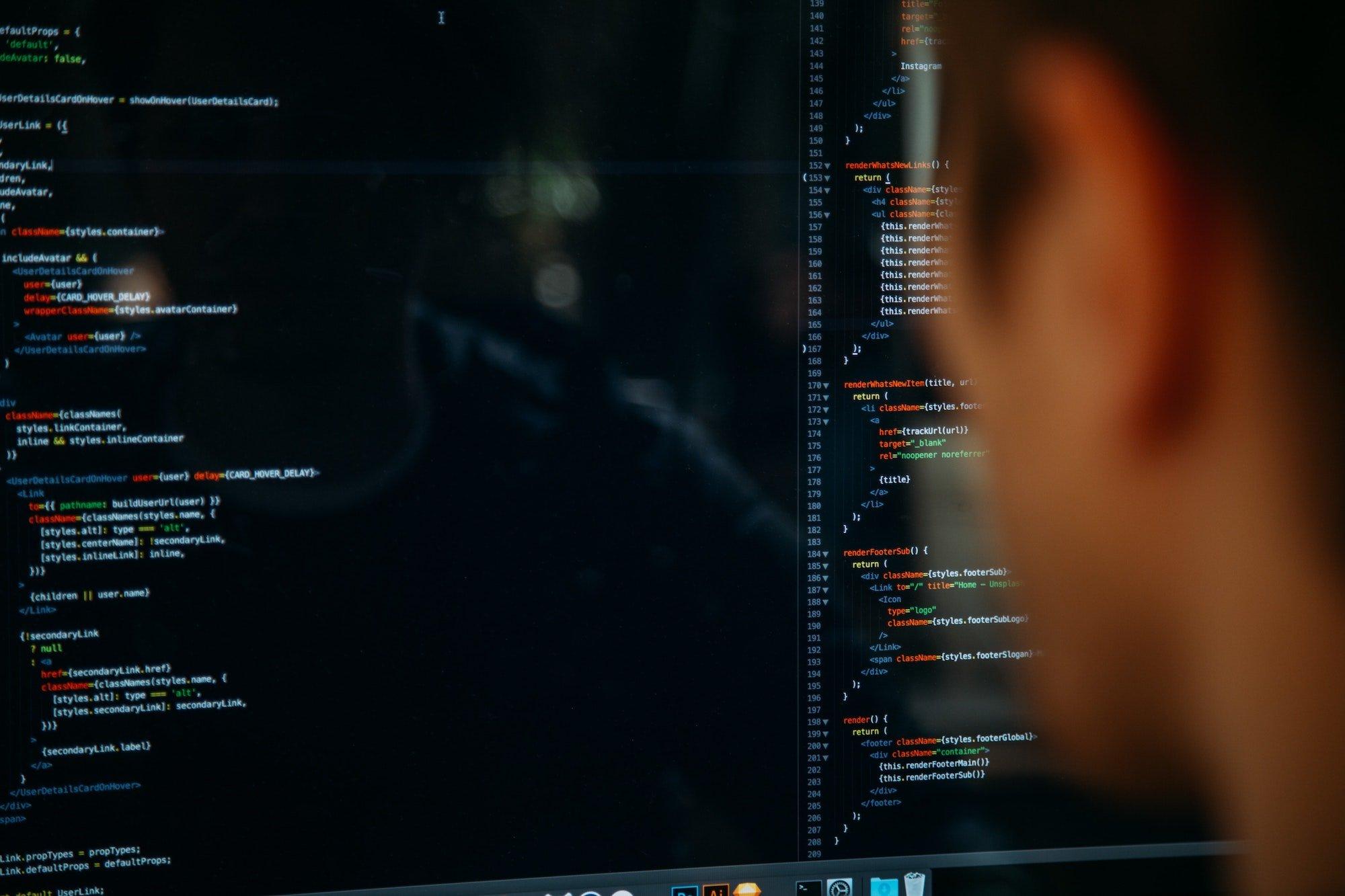 developpement-application-web-recette