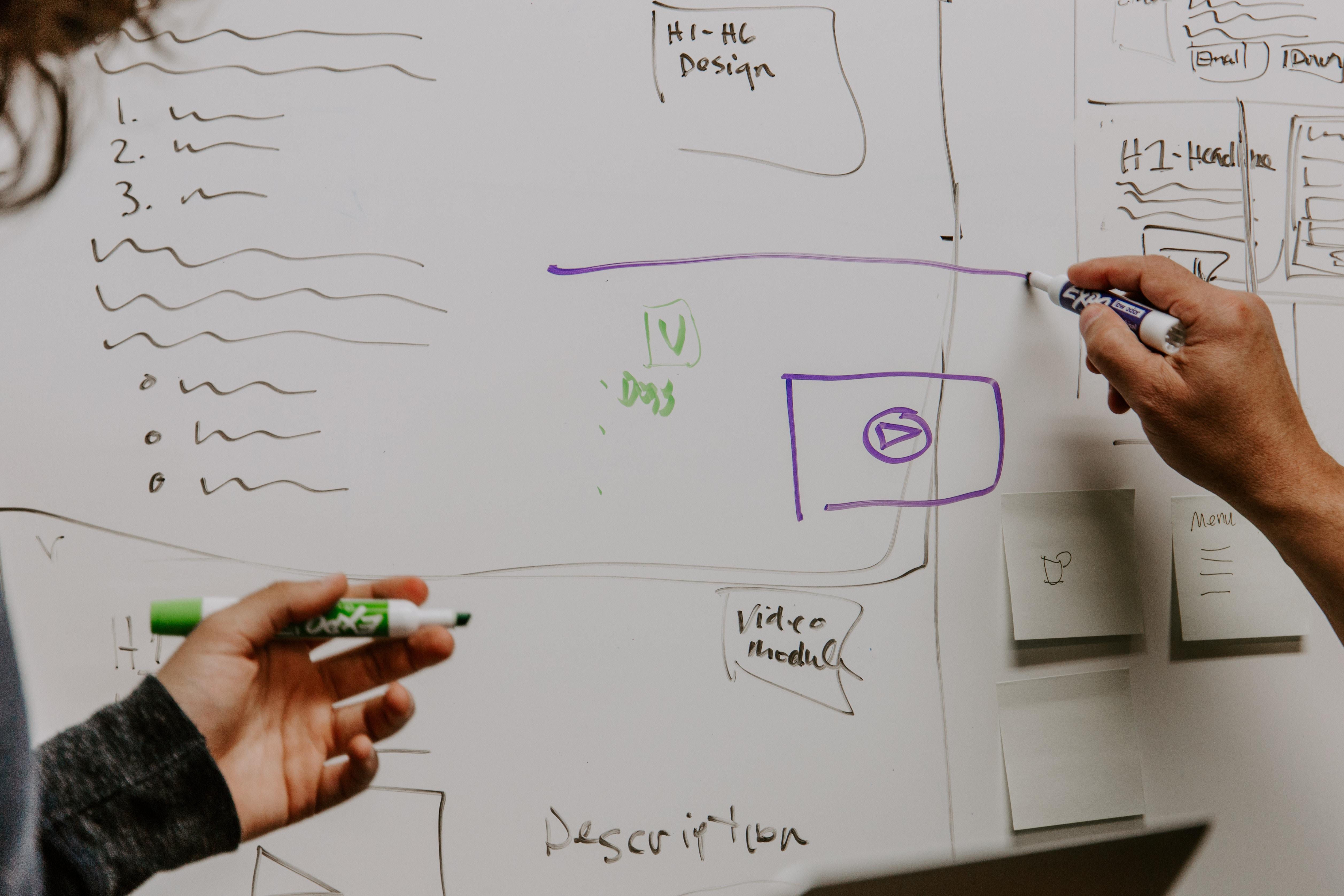 Conception d'une application web : les étapes de co-design