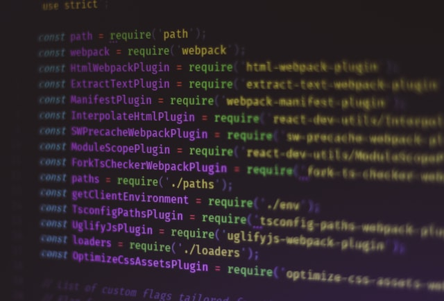 Webpack configuration file